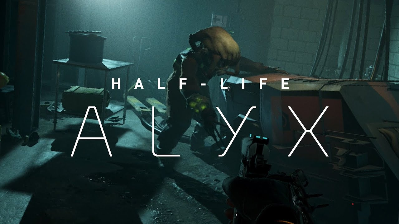 New Mod Lets You Turn Half-Life: Alyx into a Horde Shooter