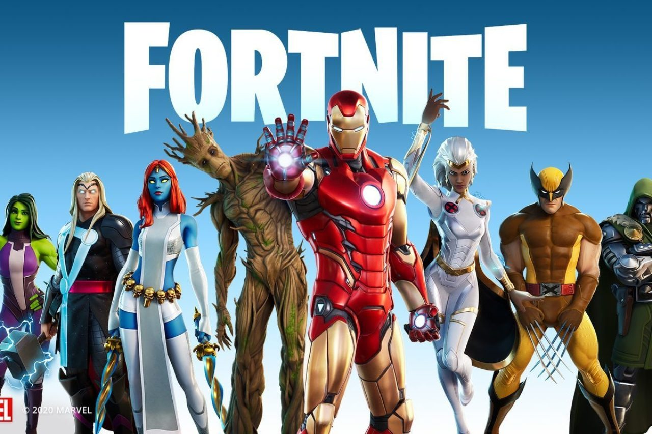 Fortnite Players Get Unlimited Marvel Hero Abilities with New Exploit