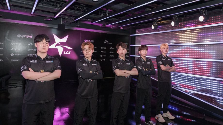2021's Wanted Partners Were Established by LCK