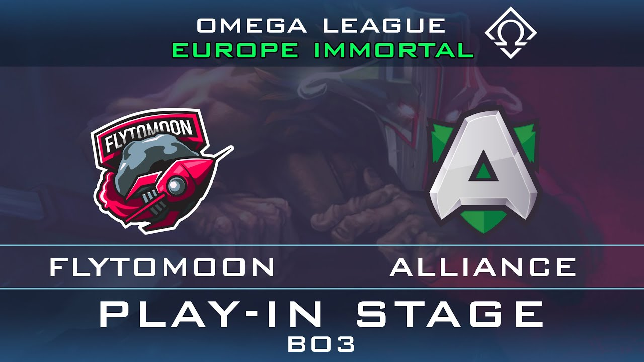 Alliance Takes Over FlyToMoon in the Omega League Play-in Stage