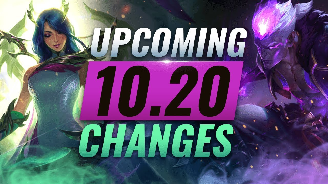 Patch 10.20 Comes with Buffs, Nerfs, and Various Updates to LoL